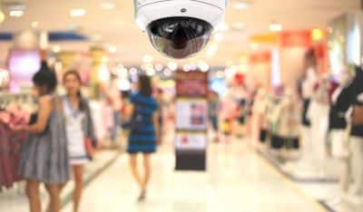 Cámaras de vigilancia para Mall y centros comerciales