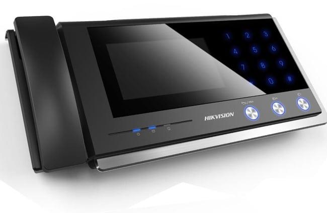 Sistema de Citofonía Hikvision