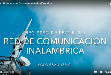 Proyecto de Comunicación inalámbrica – Branner