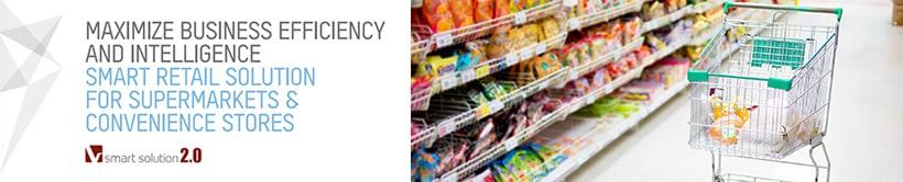 Cámaras de Seguridad para Supermercados y tiendas