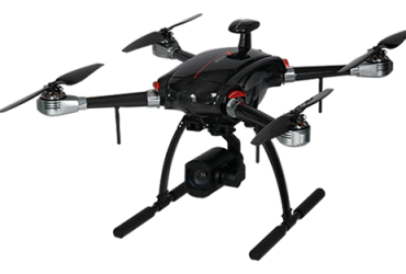 DRONE QUADCOPTER INDUSTRIAL.