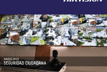 La ciudad más segura de Colombia gracias a la videovigilancia.