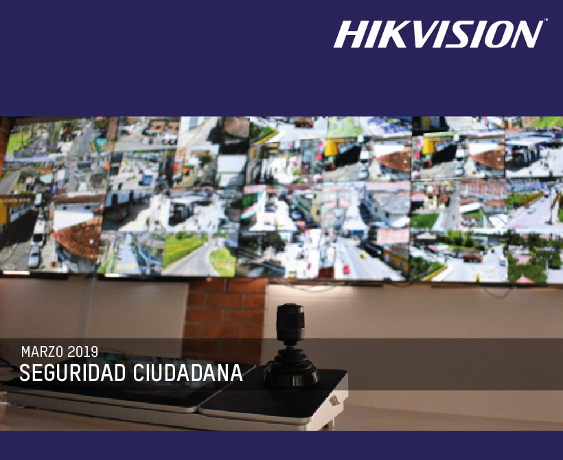 La ciudad más segura de Colombia gracias a la Videovigilancia