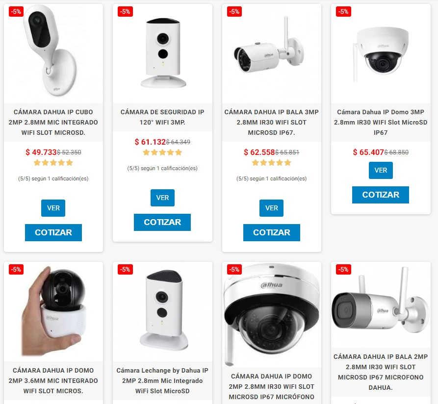 Las mejores cámaras de seguridad para interiores de 2019