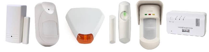 Sensores Inalámbricos del Mejor Sistema De Alarma
