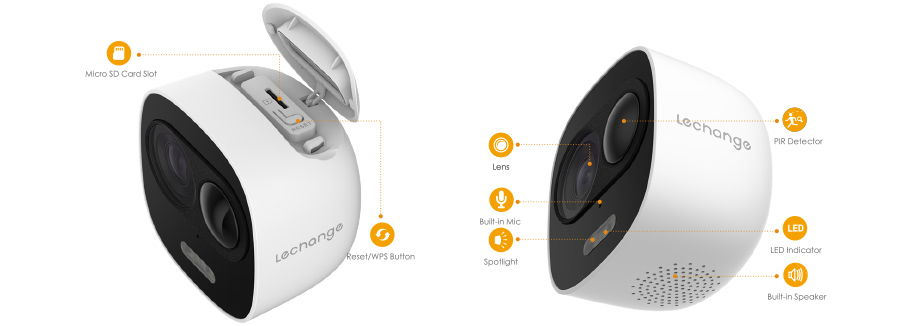Cámara IP Wifi IMOU Dahua 2MP 2.8mm Micrófono Integrado 2
