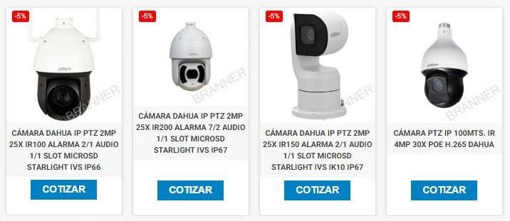 Las Mejores Cámaras de Seguridad y Videovigilancia