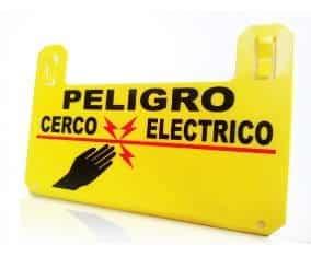 Peligro Cerco Eléctrico
