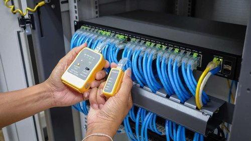 Instalación profesional de Cableado Estructurado