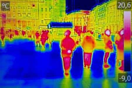 Detección de Fiebre con Inteligencia Artificial